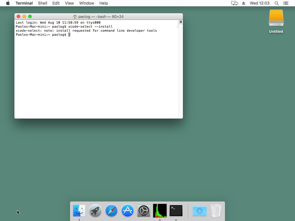 LIBPF™ SDK OS X Installation manual
